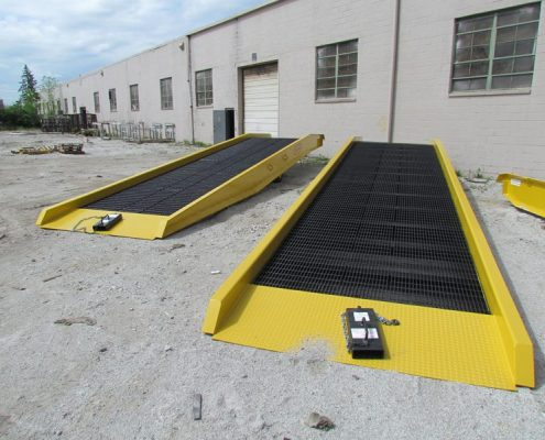 2 yard ramps in maine