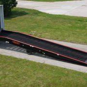 Heavy duty portable yard ramps